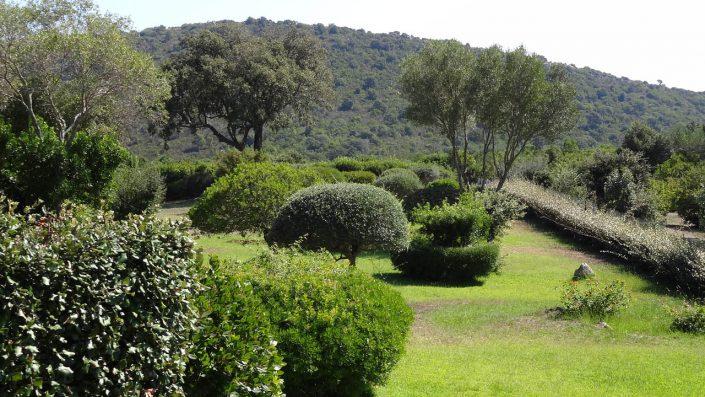 Location de villa au calme à Porto-Vecchio